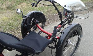 Trike-Schutzblech Mud 1.2